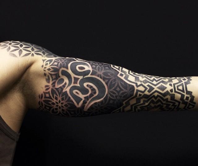 Tatuajes Hindues